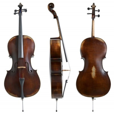 GEWA 4/4 CELLO 10 MODEL PARIS ANTIQUE