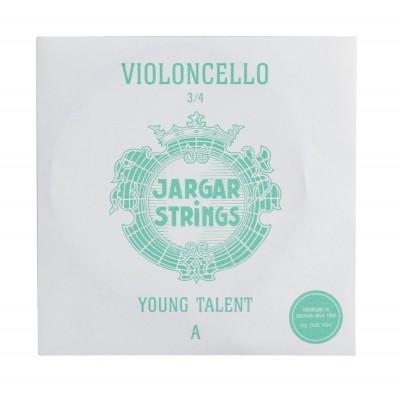 JARGAR 3/4 STRINGS CELLOS YOUNG TALENT SHORT SCALE G MEDIUM 1,18MM