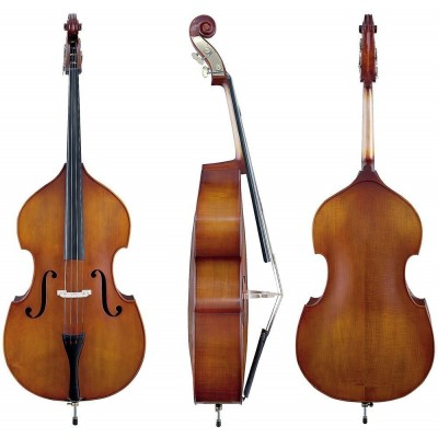 GEWA 3/4 DOUBLE BASS CONCERTO FRENCH MODEL