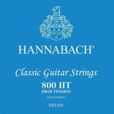 HANNABACH SERIES 800 HIGH VOLTAGE SILVER A5W