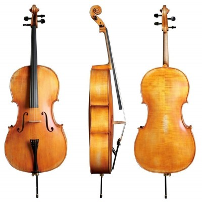 GEWA 4/4 CELLO GERMANIA 10 MODELL BERLIN ANTIK