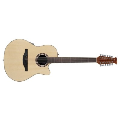 OVATION APPLAUSE BALLADEER 12 STRING AB2412II-4 NATURAL