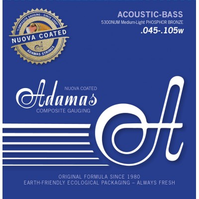 Ernie Ball 3833 Coated Hybrid Slinky Bass Guitar Strings Free Ship U.S. 2 Pack