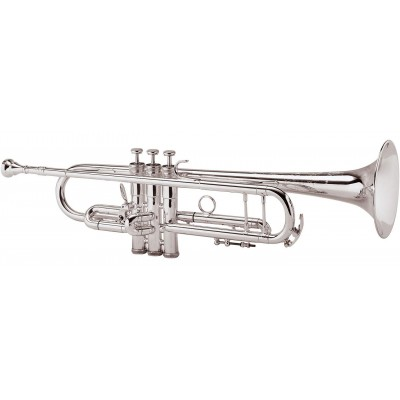 KING WINDS SI BEMOL PROFESSIONNELLE 2055T SILVER FLAIR, ARGENTEE