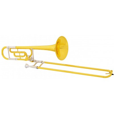 KING WINDS KING 607F LEGEND PROFESSIONELLE TENOR POSAUNE, LACKIERT