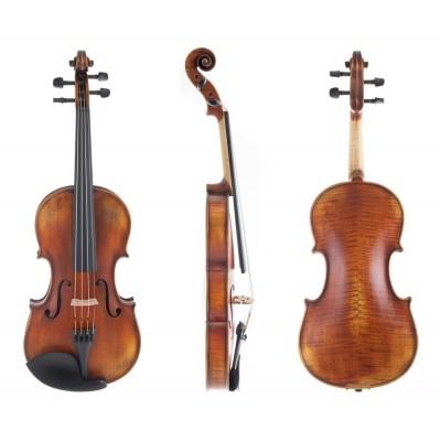 Violinos acústicos