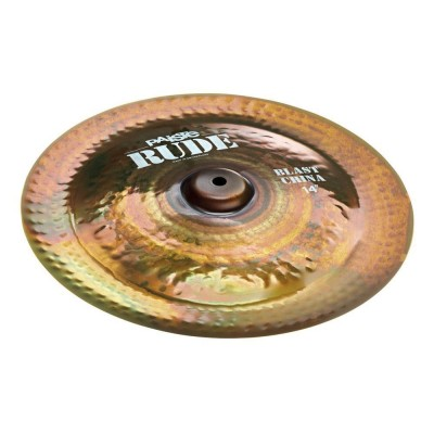 PAISTE RUDE CHINA TYPE 18