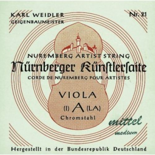 NURNBERGER NURNBERGER PRAZISION STRINGS FOR VIOLA
