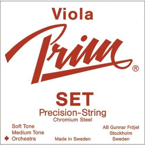 PRIM PRIM STRINGS FOR VIOLA STEEL STRINGS SOFT