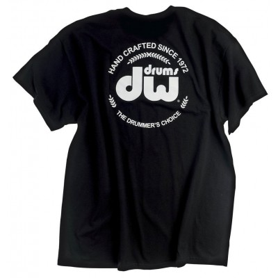 DW DRUM WORKSHOP T-SHIRT M