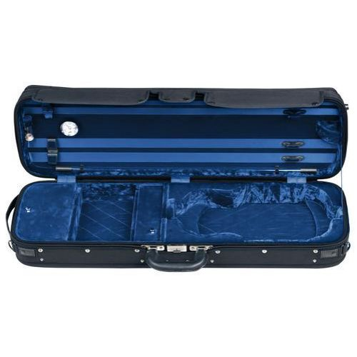 GEWA 4/4 VIOLIN OBLONG CASE LIUTERIA ATLANTA