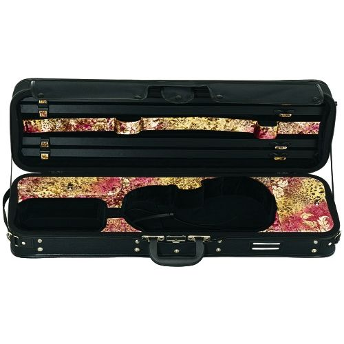 GEWA 4/4 VIOLIN OBLONG CASE DIAGONALE