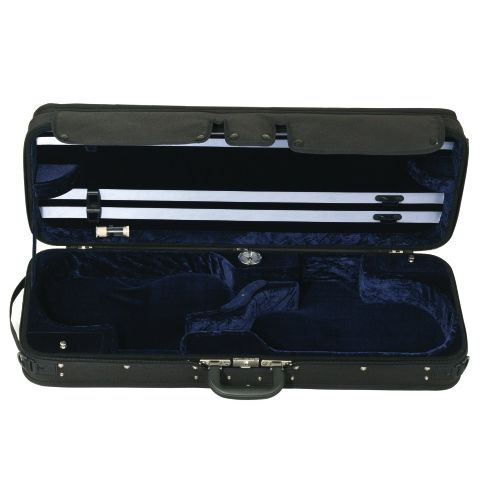 GEWA 4/4 DOUBLE CASE FOR 2 VIOLINS LIUTERIA CONCERTO