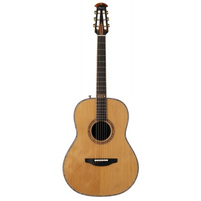 OVATION 50TH ANNIVERSARY FOLKLORE MID NON-CUTAWAY NATURAL
