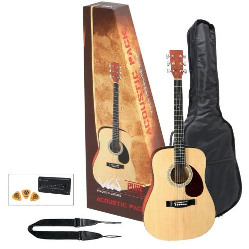 VGS ACOUSTIC PACK NATURAL