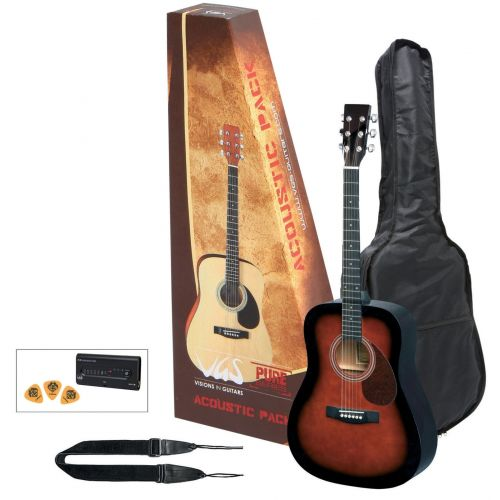 VGS ACOUSTIC PACK VIOLINBURST