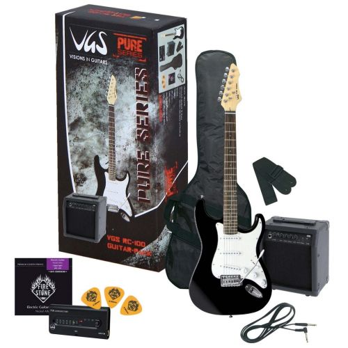 VGS PACK RC-100 BLACK