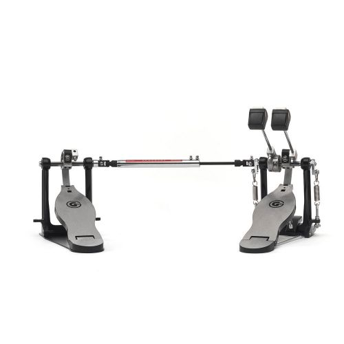 GIBRALTAR 4711SC-DB - CHAIN DOUBLE PEDAL