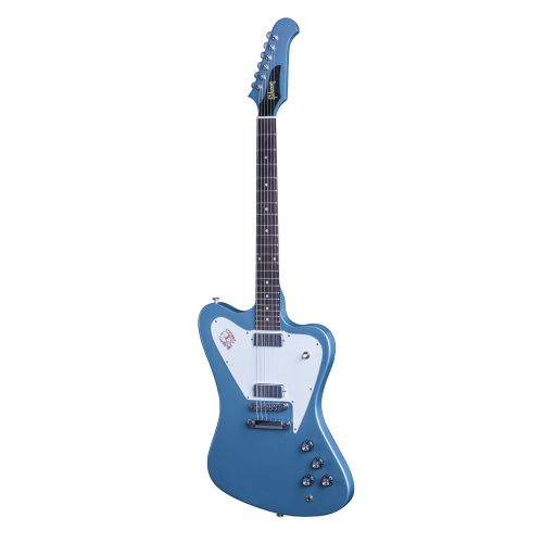 GIBSON FIREBIRD NO REVERSE 2015 LTD FADED PELHAM BLUE