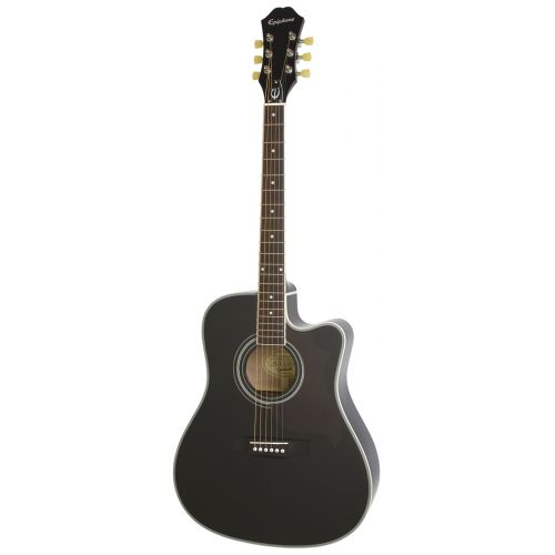EPIPHONE FT-350SCE EBONY