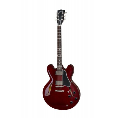 GIBSON ES-335 DOTWINE RED 2018