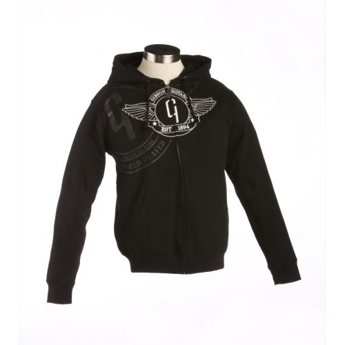 GIBSON TAILLE L - SWEAT CAPUCHE HOMME ZIP