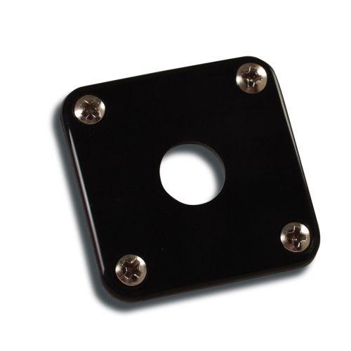 GIBSON JACK PLATE BLACK PLASTIC