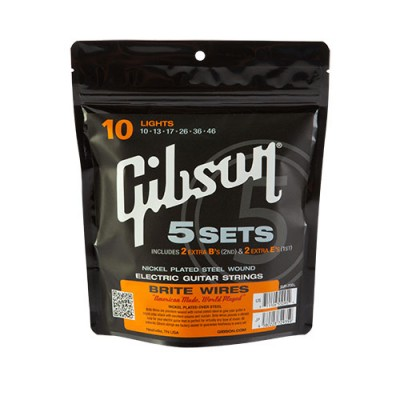 GIBSON SVP-700L BRITE WIRES 10-46