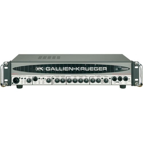 GALLIEN-KRUEGER BASS HEAD GK ARTIST 700RB-II 480/50W