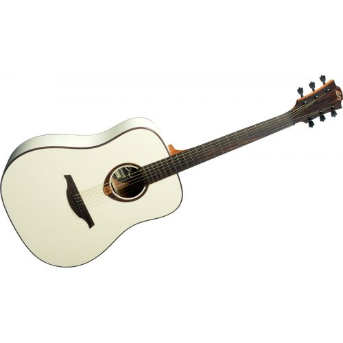 LAG TRAMONTANE SPECIAL EDITION DREADNOUGHT IVORY