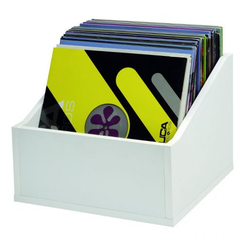 GLORIOUS DJ RECORD BOX ADVANCED 110 BLANC