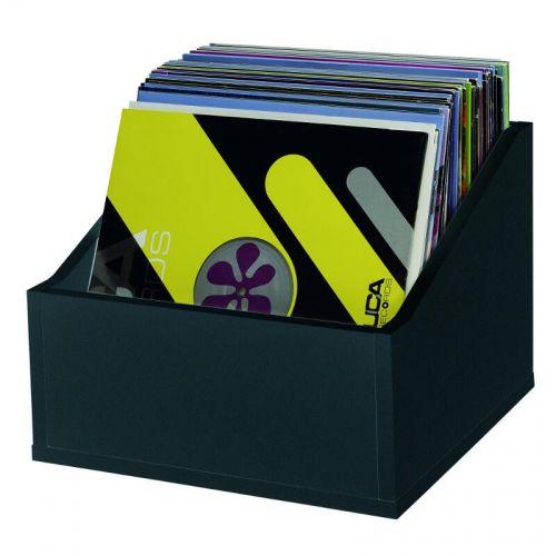 GLORIOUS DJ RECORD BOX ADVANCED 110 NOIR