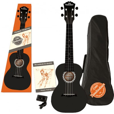 LITTLE TROUBADOUR LT10 BLACK HUGUES AUFRAY
