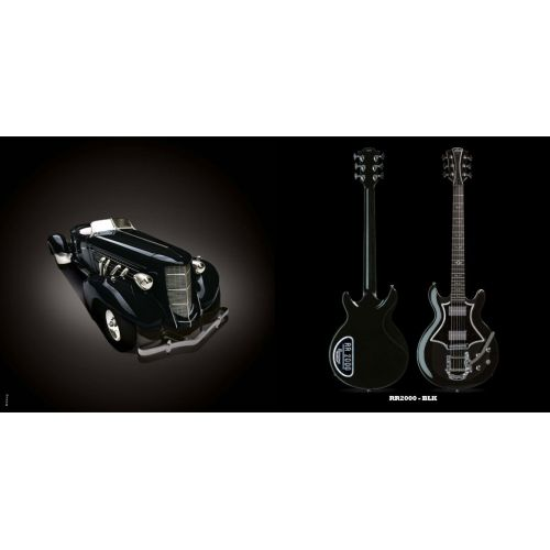 LAG ROXANE RACING BEDARIEUX 2000 BLACK BIGSBY