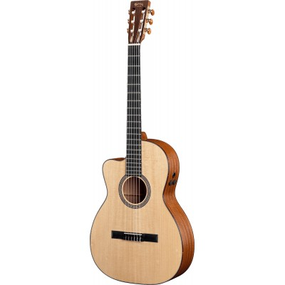 MARTIN GUITARS LINKSHAENDER 000C-N-L 000 NYLON