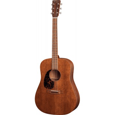 MARTIN GUITARS LEFT HANDED D15ML MAHOGANY SATIN