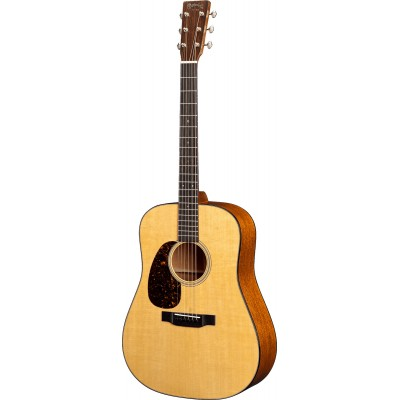 MARTIN GUITARS LINKSHAENDER D-18-L STANDARD SERIES