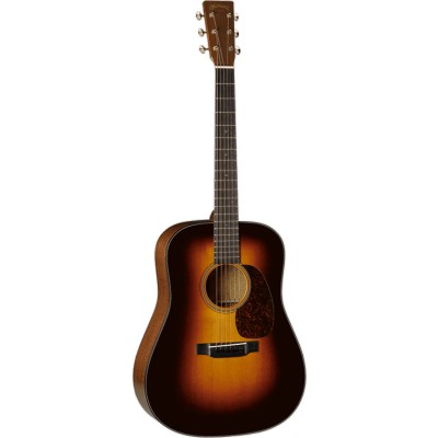 MARTIN GUITARS D-18-SUB DREADNOUGHT MAHOGANY