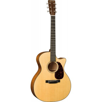 MARTIN GUITARS GPC-18E GRAND PERFORMANCE MAHOGANY