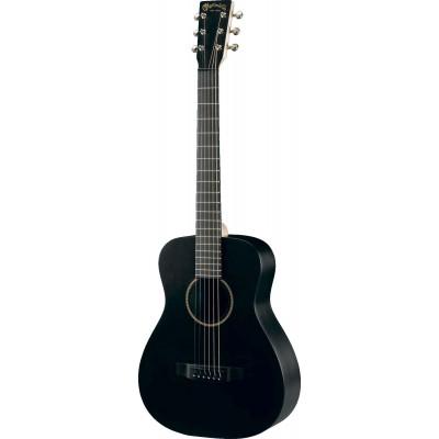 MARTIN GUITARS LINKSHAENDER LX-BLK-L LITTLE MARTIN