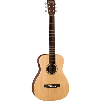 MARTIN GUITARS LITTLE LX1E SATIN