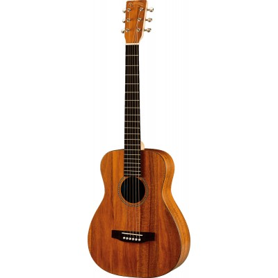 MARTIN GUITARS LINKSHAENDER LXK2-L LITTLE MARTIN KOA
