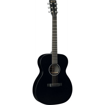 MARTIN GUITARS OMXAE-BLK X SERIES
