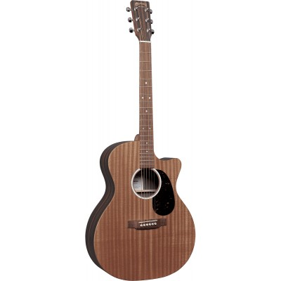 MARTIN GUITARS GPCX2E-03 GRAND PERFORMANCE GP CUT. SAPELE/MACASSAR HPL