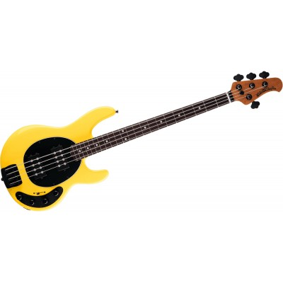 MUSIC MAN ELECTRIC BASS STINGRAY SPECIAL HH STINGRAY4 SPECIAL HH HD YELLOW