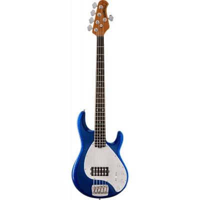 MUSIC MAN STINGRAY5 SPECIAL TECTONIC BLUE SPARKLE