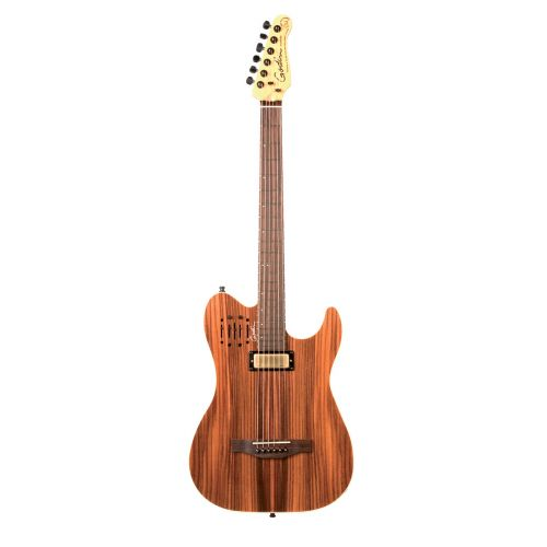 GODIN ACOUSTICASTER DELUXE NATURAL GLOSS RN