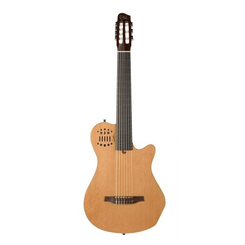 GODIN SERIE MULTIAC NYLON GRAND CONCERT 7 NATURAL GLOSS