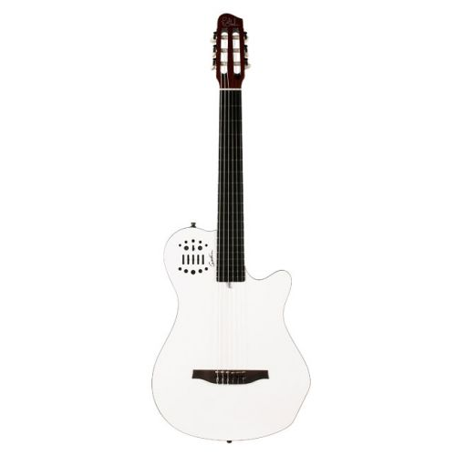 GODIN MULTIAC NYLON GRAND CONCERT WHITE SA