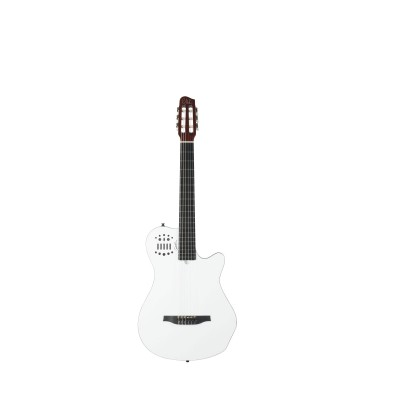 GODIN ACS GRAND CONCERT WHITE HG WITH GIGBAG